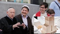 Berlin. Rozpoczęto budowę domu trzech religii - miniaturka