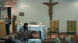 Zmierzch Kościoła. Pogańskie rytuały w czasie święceń diakonatu  - miniaturka