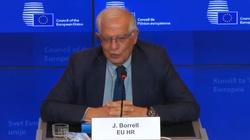 Szef unijnej dyplomacji: Jesteśmy solidarni z Polską ws. migrantów  - miniaturka