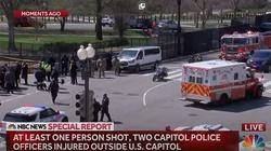 USA. Są ranni w strzelaninie pod Kapitolem [Wideo] - miniaturka