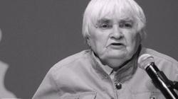W wieku 93 lat zmarła prof. Maria Janion - miniaturka
