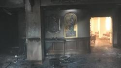 USA: Wjechał do kościoła samochodem i podpalił rozlaną benzynę - miniaturka