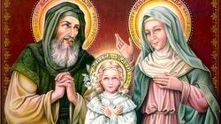 Modlitwa małżonków do św. Joachima i Anny - miniaturka