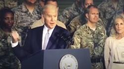 (Wideo) Joe Biden obraża amerykańskich żołnierzy - miniaturka