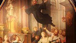 Św. Józef z Kupertynu latał, choć nie było samolotów - miniaturka