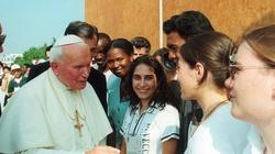 Jan Paweł II: Uniwersytet miejscem zdobywania wiedzy i kształtowania sumienia - miniaturka