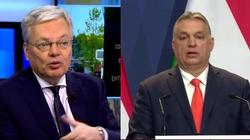 Unijny komisarz grozi Węgrom: Komisja się nie zawaha  - miniaturka