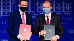 Premier Litwy: Nie będzie zgody na sankcje dla Polski! - miniaturka