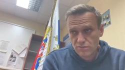 Nawalny apeluje do Rosjan: Wyjdźcie na ulicę! Putin się was boi!  - miniaturka
