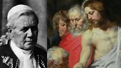 Nowy Testament według św. Piusa X - doskonałe streszczenie Pisma - miniaturka
