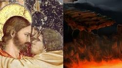 Watykański hierarcha: Twierdzenie, że Judasz jest w piekle, to herezja    - miniaturka
