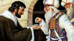 Jak w Judasza wszedł szatan? - miniaturka