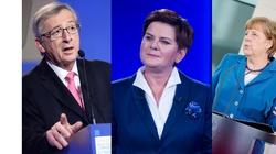 Kuźmiuk: Najpierw Merkel, teraz Juncker-poparcie dla stanowiska Polski i Beaty Szydło - miniaturka