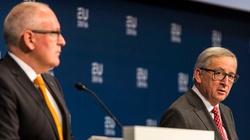 Jest projekt decyzji ws. uruchomienia przeciw Polsce art. 7 Traktatu UE - miniaturka