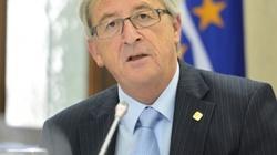 Nie będzie sankcji dla Polski. Juncker bezradnie przyznał, że to niemożliwe - miniaturka