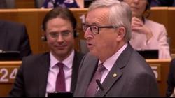 Juncker do Farage'a w PE: Co Pan tu jeszcze robi? ZOBACZ! - miniaturka