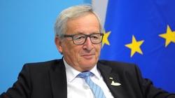 Juncker OBURZONY materiałem 'Wiadomości' o Tusku - miniaturka