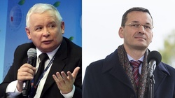 Jarosław Kaczyński: Te taśmy dowodzą niewinności premiera Morawieckiego. Nie będzie żadnej zmiany - miniaturka