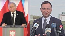 Zakończyło się spotkanie Dudy z Kaczyńskim - miniaturka