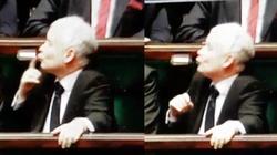 To JEJ Kaczyński przesyłał wczoraj buziaki! - miniaturka