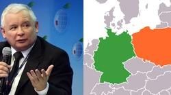 Genialny pomysł Kaczyńskiego: Polskę i Niemcy niech chroni wspólny 'parasol nuklearny' - miniaturka