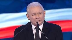 ,,Piątka plus''. Jarosław Kaczyński zapowiada: Dzięki Polakom i PiS, Polska pozostanie wyspą wolności! - miniaturka