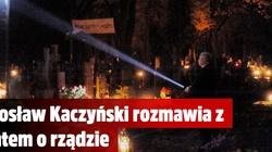 """""""Fakt"""" śledzi Kaczyńskiego na cmentarzu! Skandaliczne! - miniaturka"""