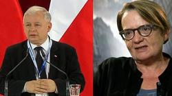 Jarosław Kaczyński dziękuje Agnieszce Holland za szczerość: Nie będzie, jak było, bo Polacy mają prawo do zmiany! - miniaturka