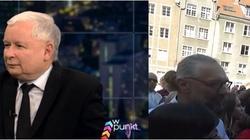 Jarosław Kaczyński:Podział Polski jest faktem, oby był bardziej cywilizowany - miniaturka