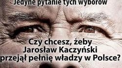 """""""Polityka"""" straszy: Czy chcesz aby Jarosław Kaczyński przejął pełnię władzy?  - miniaturka"""