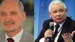 Macierewicz: Ojcem sukcesu szczytu NATO jest Jarosław Kaczyński - miniaturka