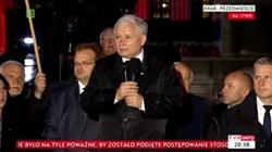 Zajmiemy Kaczyńskiemu krzyż! Atak na miesięcznicę smoleńską - miniaturka