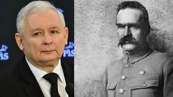 Kaczyński jak Piłsudski? 'Osiągnięcia ma nawet większe' - miniaturka