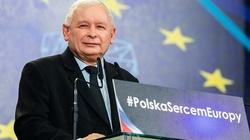 Prezes PiS: Nasza obecność w UE to wymóg polskiego partiotyzmu - miniaturka