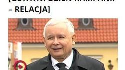TVP Info znowu straszy Kaczyńskim. I to są media publiczne? - miniaturka
