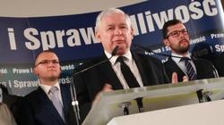 Jarosław Kaczyński: Celem tej zmiany jasna przyszłość dla Polski  - miniaturka