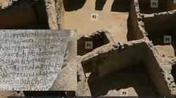 Egipt. Odkryto najstarszy chrześcijański klasztor na świecie - miniaturka