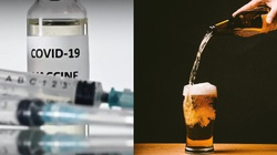 Kufel piwa w zamian za szczepienie - nietypowa zachęta po drugiej stronie Atlantyku - miniaturka