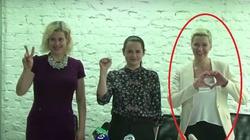Białoruś. Opozycjonistka Maryja Kalesnikawa ,,odnaleziona'' w ... areszcie - miniaturka