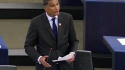 Syed Kamall w obronie Polski do Lewicy w PE: Jesteście hipokrytami - miniaturka