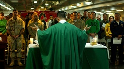 Czy ksiądz kapelan może poprowadzić wojsko do ataku? - miniaturka