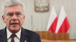 Marszałek Senatu o 'urwaniu dialogu' przez Brukselę - miniaturka