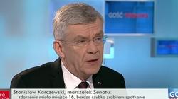 Jest odpowiedź Kancelarii Senatu na tekst ,,Newsweeka'' ws. marszałka Karczewskiego - miniaturka