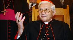 To kardynał Ratzinger wydał wojnę pedofilom - miniaturka