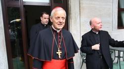 Kard. Wuerl pojedzie do Watykanu. Chce odejść - miniaturka