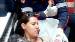 Dwójka dzieci odebrała poród - miniaturka