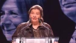 Katarzyna Łaniewska dla Frondy: 'Podnieś rękę, Boże Dziecię, błogosław Ojczyznę miłą' - miniaturka