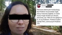 Dziennikarka Jewish Telegraphic Katarzyna M. z zarzutami prokuratorskimi - miniaturka