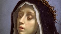 O tym, jak szatan dręczył św. Katarzynę ze Sieny - miniaturka