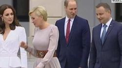 Lekcja historii Polski: William i Kate z wizytą w Muzeum Powstania Warszawskiego - miniaturka